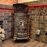 Печь Астрид (Konig Feuer)