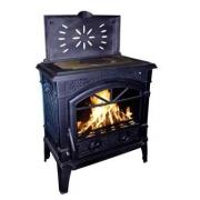 Печь Иф с плитой (Konig Feuer)